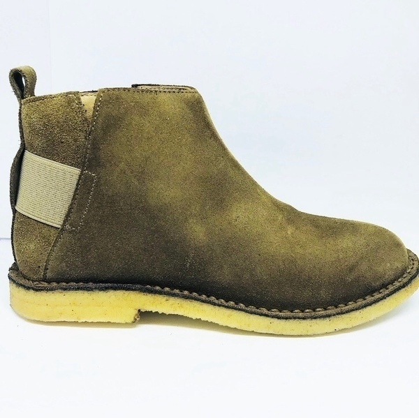 GALLUCCI SHELSEA BOOTS TABACCA  MAAT:32